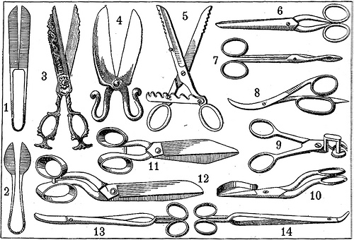 The history of Shears...